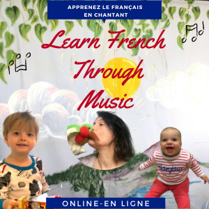 Learn French Through Music | 6 months to 4 years old