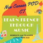 connecticut french for babies and toddlers preschoolers